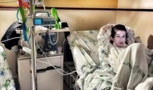 זלמנוביץ האח, בבית החולים