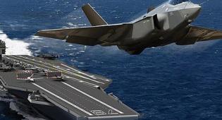אילוסטרציה - מתקן מדהים ישגר מטוסים מספינות