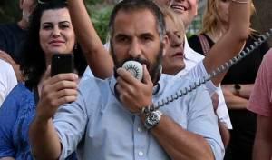 רון קובי, בהפגנה נגד בחירת רב עיר חרדי לטבריה