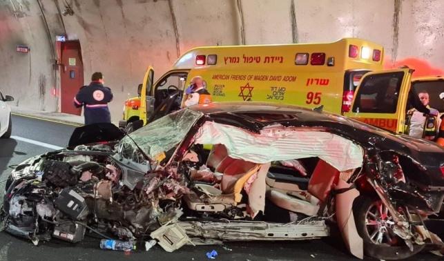 הרכב, לאחר התאונה