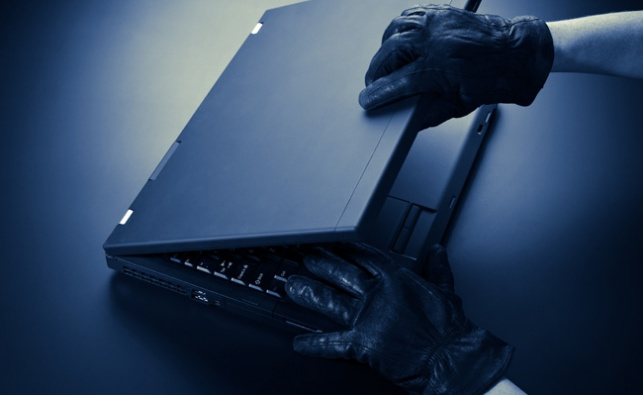 קצין בכיר הושעה בעקבות גניבת מחשב