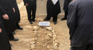 """תיעוד: הלווית רבי לוי יצחק הלפרין זצ""""ל"""