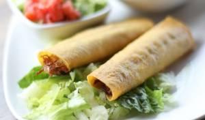 פלאוטה. טורטייה במילוי בשר וזוקיני