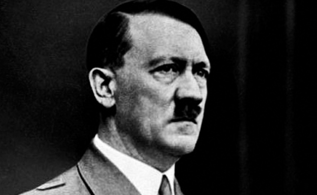 """אדולף היטלר ימ""""ש"""