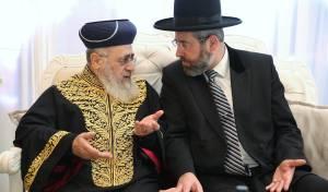 לא התייעצו עם הרבנים הראשיים לישראל