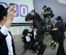 הפגנת 'הפלג', בשבוע שעבר - היום: מפגיני 'הפלג' חוזרים לרחובות  ירושלים