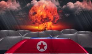 """צפון קוריאה ממשיכה להתגרות בארה""""ב - """"שיגרנו טיל שיכול להגיע לכל יעד בארה""""ב"""""""