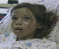 """""""קראתי לו 'אברהם יצחק', אבל הוא שכב ולא עשה כלום"""" - לבכות: התיאור המצמרר של הילדה הפצועה"""