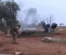 רגע הפיצוץ - טייס פוצץ עצמו בסוריה כדי לא ליפול בשבי