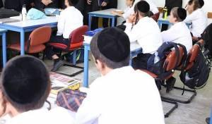 97,353 תלמידים חרדים; 1224 כיתות חסרות
