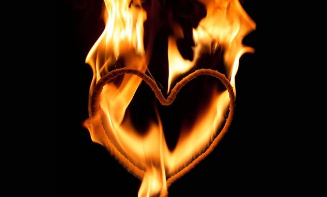 לאן נעלמה אש האהבה?