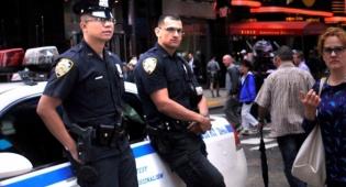 שוטרים בניו יורק. אילוסטרציה