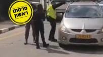 החסימה לחרדים: תביעה נגד המשטרה
