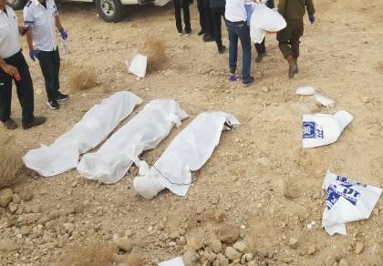הזירה הקשה - נשטפו בנחל: 9 נערים נהרגו; מירוץ נגד השעון לאתר נערה