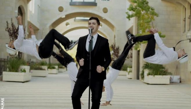 משה קליין בסינגל קליפ חדש: שמחה שלמה