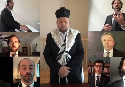 יצחק מאיר הלפגוט והמקהלה: א-ל מלא רחמים