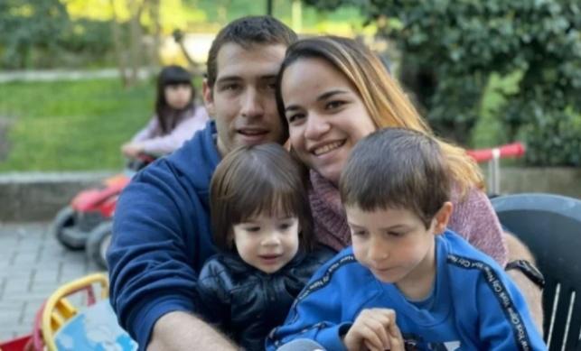 משפחת בירן, לפני האסון הנורא