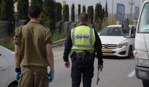חיילים לצד שוטרים; 2,941 דוחות כבר חולקו