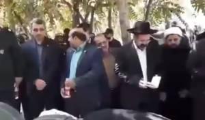 צפו: האיראנים מצדיעים ב'השכבה' היהודית