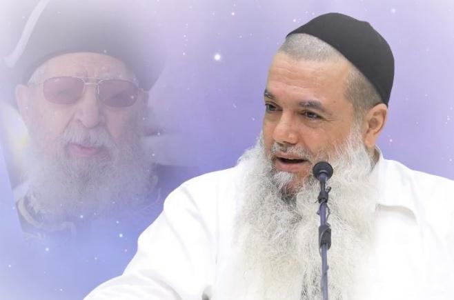"""הרב יגאל כהן על מרן זצ""""ל"""