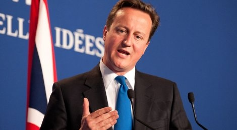 דיוויד קמרון - בריטניה בוחרת: קמרון או מיליבנד