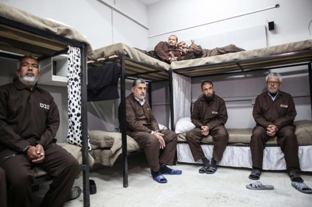 האסירים הביטחוניים ישבתו רעב מיום שישי