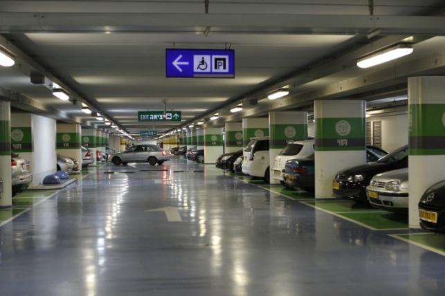 הסדרי חנייה חדשים במרכזי הערים