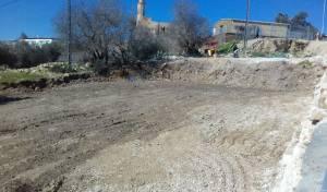'קבר שמואל הנביא': ערבים פרצו חניון חדש