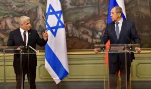 לפיד לשר: ישראל שומרת את הזכות לפעול