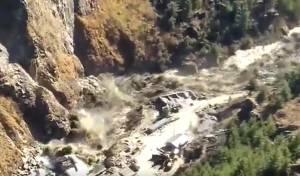 הרוגים ונעדרים בשטפונות בהרי ההימלאיה