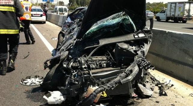 אשה נהרגה בתאונה קטלנית; עוד 3 נפצעו