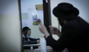 מלמד בחיידר בירושלים. אילוסטרציה, למצולם אין קשר לכתבה