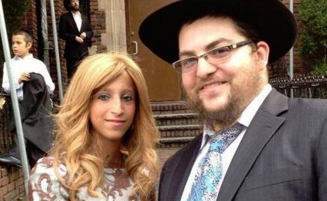 """מרת רבקה בערמאן ע""""ה ובעלה הרב שמואל"""