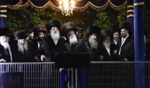 תיעוד: חתונה בחצרות מודז'יץ - שאץ ויז'ניץ