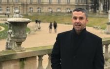 סגן השר בעת היותו השגריר בפריז