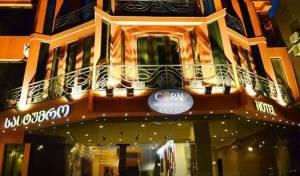 ישראלים שברו מסך במלון בגיאורגיה ונעצרו