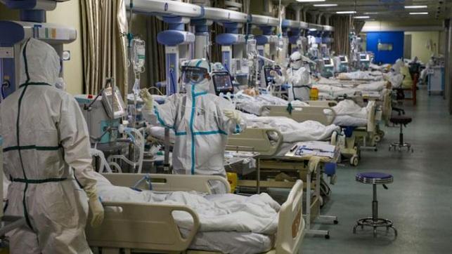 בית חולים בסין