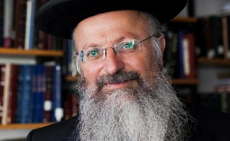 """הגר""""א אליהו - ערוץ היוטיוב של הרב שמואל אליהו - נחסם"""