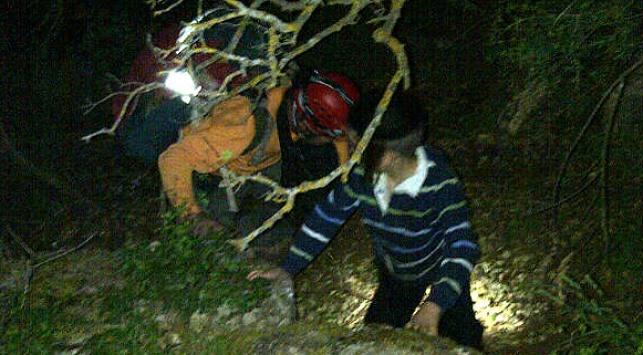 משפחה חרדית נעלמה ביער וחולצה בנס
