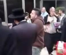 המחאה מחוץ לאולם - הקיצוניים כונו 'מחבלים' והמורה התעלפה