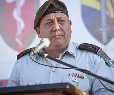 """הרמטכ""""ל רב-אלוף גדי איזנקוט - אלו ארבעת מעגלי האיום על מדינת ישראל"""