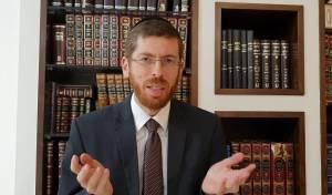 להישאר בבית   פרשת צו   הרב יהושע פפר   מבט לפרשה