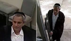 בתמונה: החשוד בגניבה. בוידאו: תיעוד המעשה