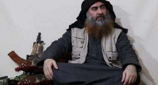 """מנהיג דאע""""ש ש'חוסל' הופיע בסרטון חדש"""