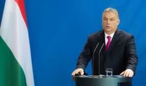 ראש ממשלת הונגריה אורבן