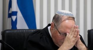 השופט אליקים רובינשטיין, היום - אימת החרדים: השופט הדתי פרש מ'העליון'