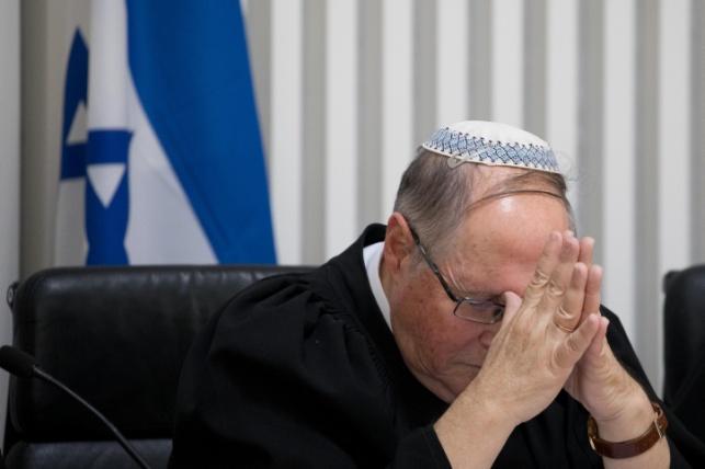 השופט אליקים רובינשטיין, היום