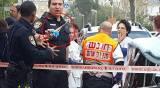 זירת רצח האחות קררו והכלי ששימש להצתה - בן 66 איים להצית את צוות המרפאה ונעצר
