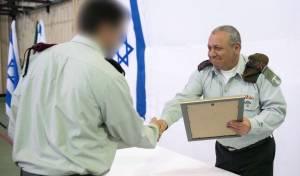 לוחם מהמבצע החשאי קיבל 'עיטור המופת'