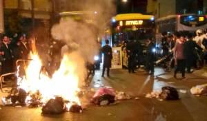 עשרות מבני 'העדה' הפגינו בירושלים • צפו